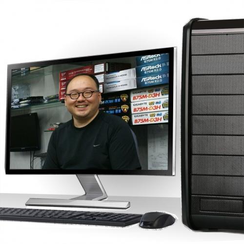 컴스테이션 조립 PC