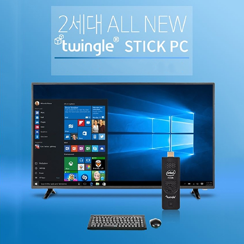 트윙글 스틱PC (MDS-2300W10AC432R)