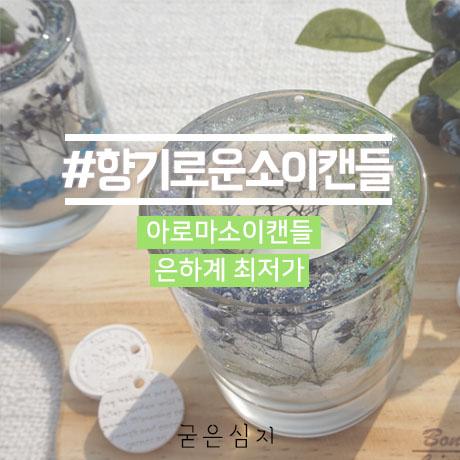 [이벤트]소이캔들