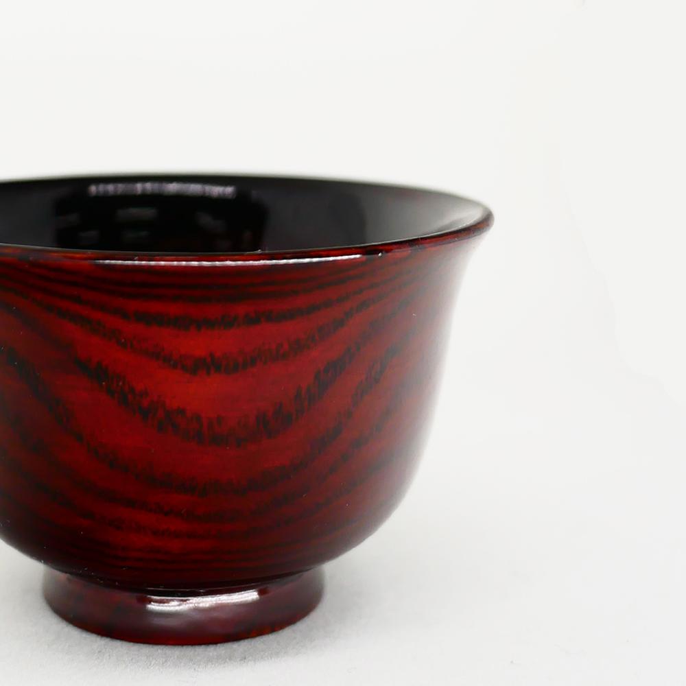 공방얼 옻칠 컵, 그릇