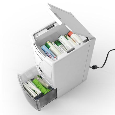 에너로이드 플러스 배터리 충전기