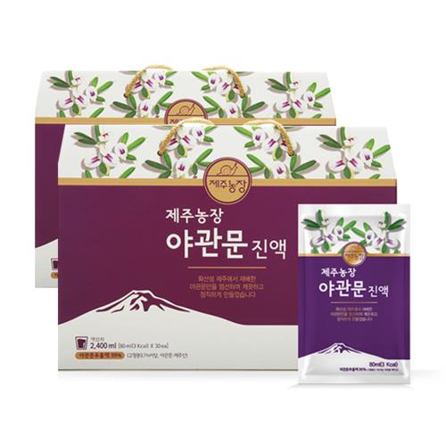 [이벤트] 제주네이쳐 야관문 진액