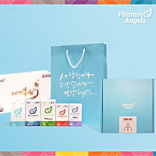 비타민 엔젤스 설 선물 세트