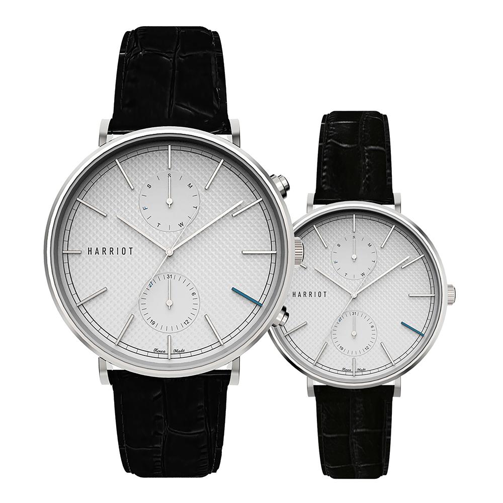 HARRIOT 한정판 도보 컬렉션 시계