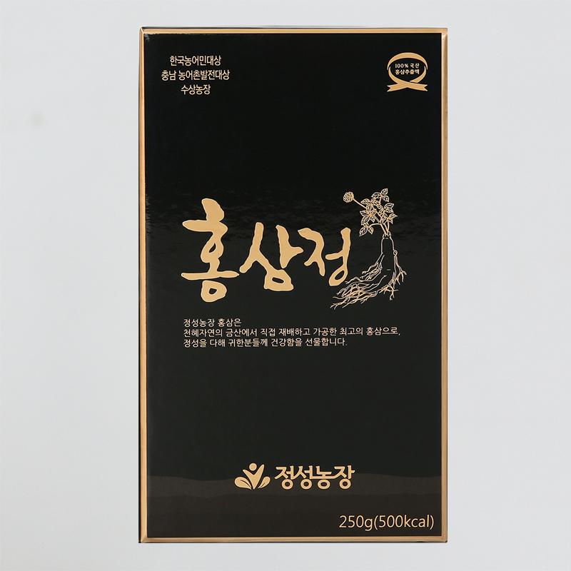 정성농장 홍삼정