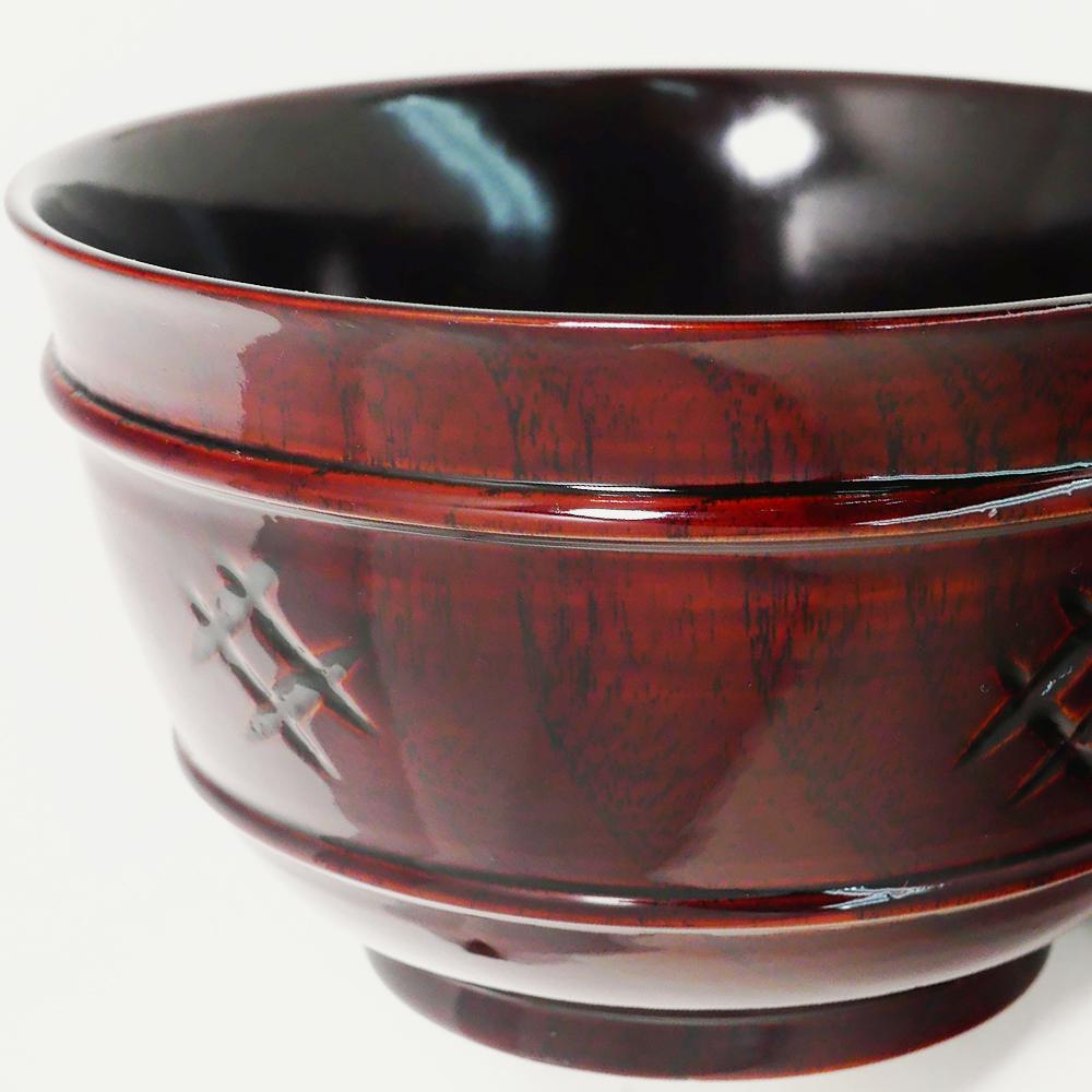 공방얼 옻칠 그릇, 접시