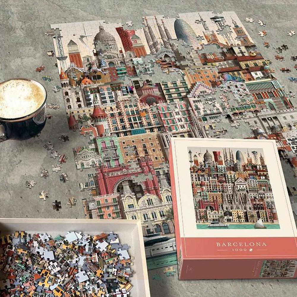 [해외직구]Martin Schwartz 1000피스 직소 퍼즐