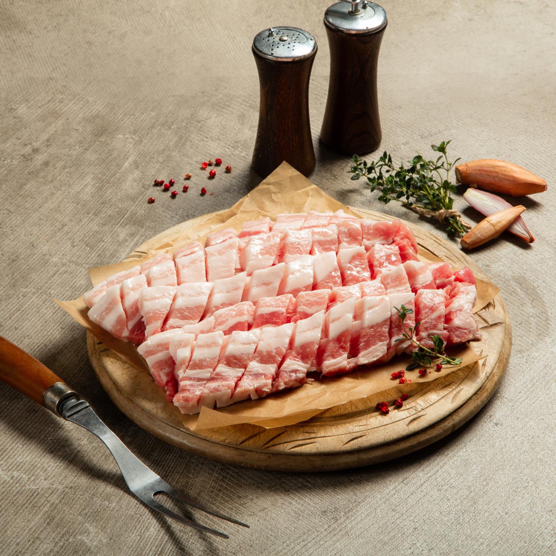 해두루포크 구이용 돼지고기